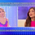 Ambra Lombardo e Kiko Nalli, prima notte dopo il Grande Fratello 'come Romeo e Giulietta'