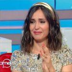 Caterina Balivo in lacrime davanti a Piero Angela: 'Non vorremmo mai vedere quel fotogramma'