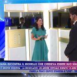 Eliana Michelazzo crolla dopo l'incontro con il finto Simone Coppi da Barbara d'Urso