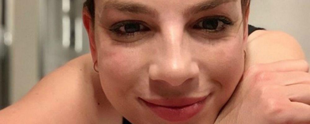 Emma Marrone diventa attrice con pancione per il nuovo film di Gabriele Muccino