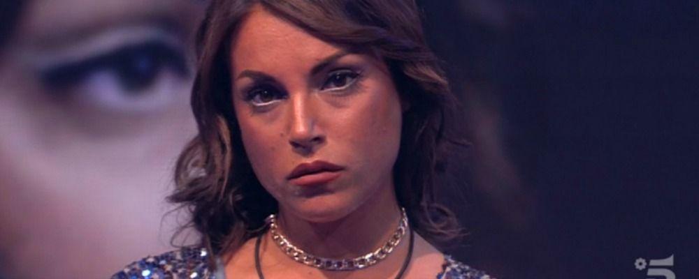 Grande Fratello 16, semifinale: Francesca De André e la lettera del fidanzato Giorgio Tambellini