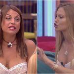 Francesca De André, la lite con Taylor Mega alla finale del Grande Fratello 2019