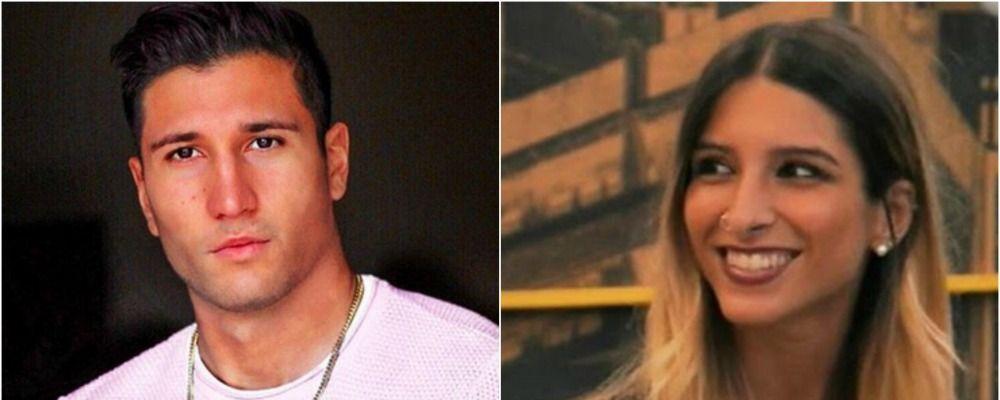 Gianmarco Onestini ed Erica Piamonte, scatta il bacio dopo il Grande Fratello