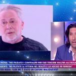 Lele Mora: 'Per la vittoria di Walter Nudo a L'isola dei famosi dobbiamo ringraziare i miei soldi'