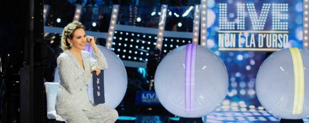 Ascolti tv, dati Auditel Mercoledì 12 giugno: Live non è la d'Urso vince anche senza Pamela Prati
