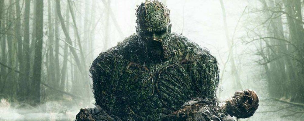 Dc Universe, i problemi della piattaforma WarnerMedia: cancellata Swamp Thing