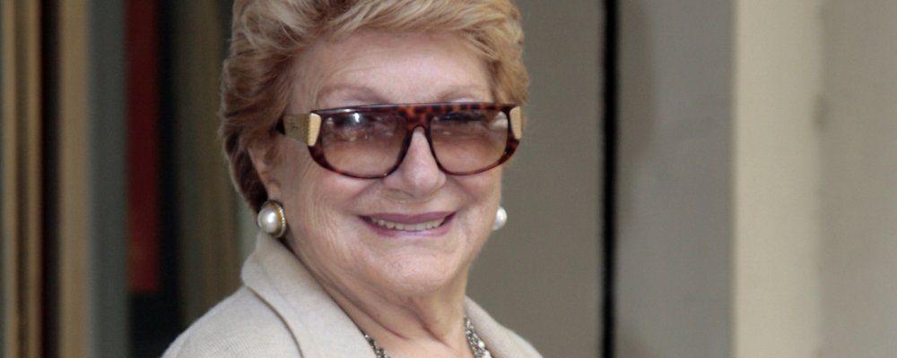 Addio Valeria Valeri, è morta la mamma di Gian Burrasca e la vicina di Nonno Libero