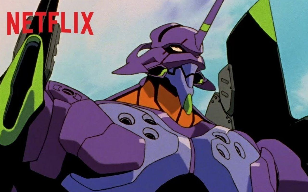 Neon Genesis Evangelion, in streaming la serie anime cult