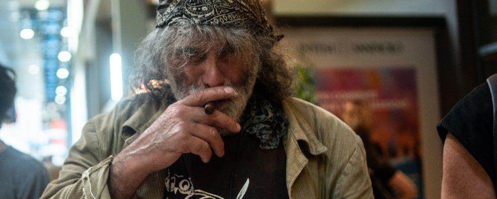 Cartabianca, Mauro Corona lascia: 'I pagliacci che dicono la verità fanno ascolto'