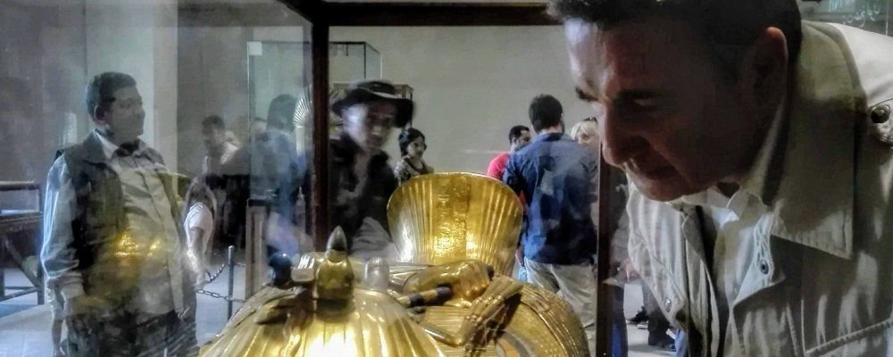 Freedom oltre il confine, Roberto Giacobbo torna in Egitto per Tutankhamon