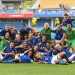 Ascolti tv, dati Auditel martedì 25 giugno con il successo della Nazionale femminile