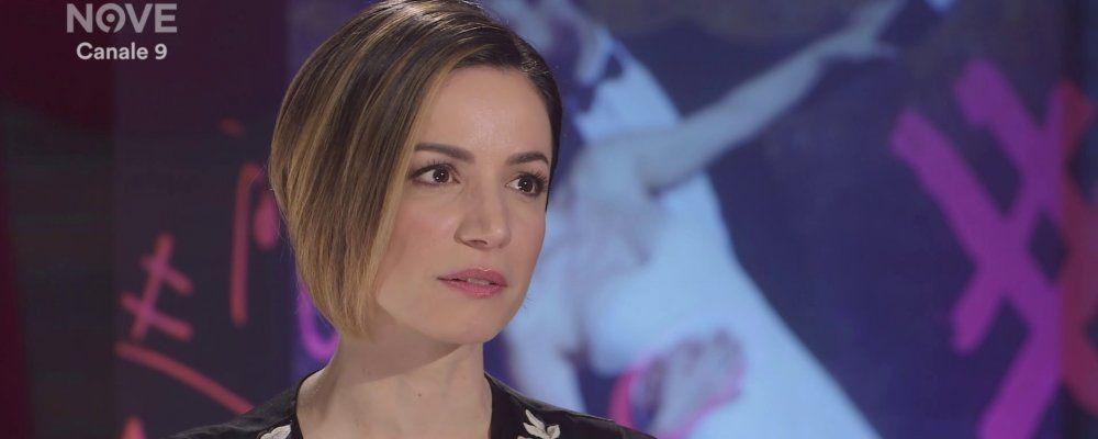 Belve, Andrea Delogu: 'Sono sicura che mio marito Francesco mi abbia tradito'