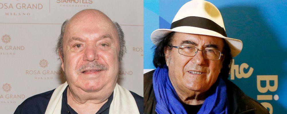 Al Bano e Lino Banfi insieme per una nuova fiction: 'Una coppia nazionalpopolare anomala'
