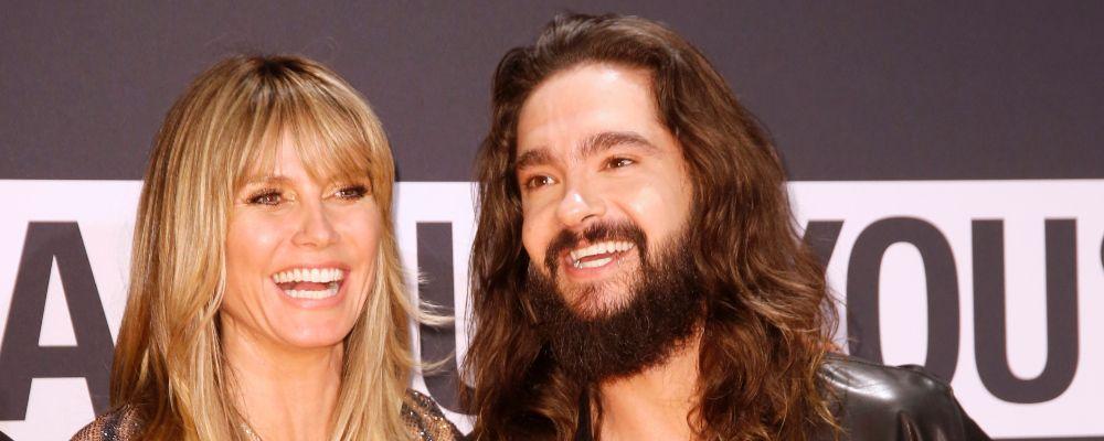Heidi Klum e Tom Kaulitz, matrimonio segreto: ecco quando si sono sposati