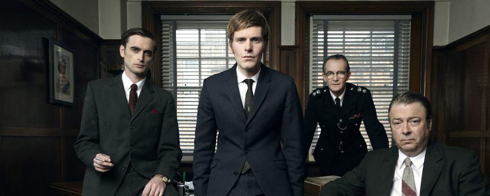 Il giovane ispettore Morse, la seconda stagione: inizia venerdì 12 luglio