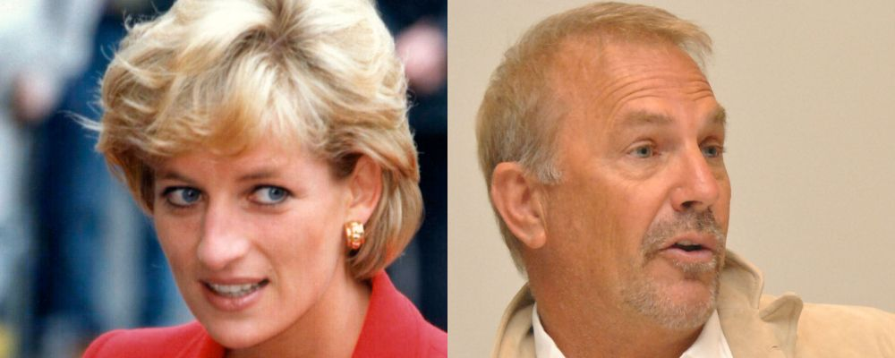 Lady Diana attrice, Kevin Costner conferma: 'La volevamo per Guardia del corpo 2'