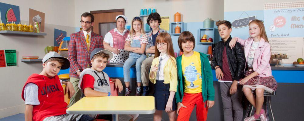 New School, nuova stagione e accordo con BBC: la serie sarà in onda in tutto il mondo