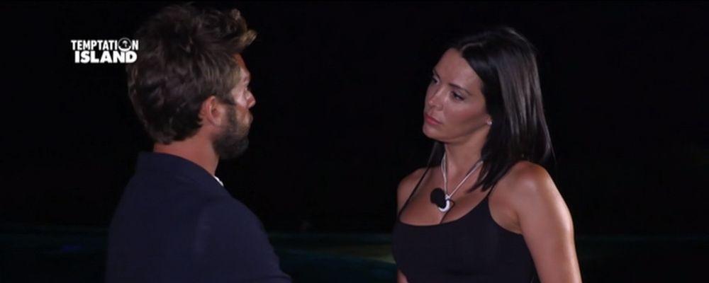 Temptation Island, Maddalena Vaselli confessa: 'Con Nicola Tedde legame magico'