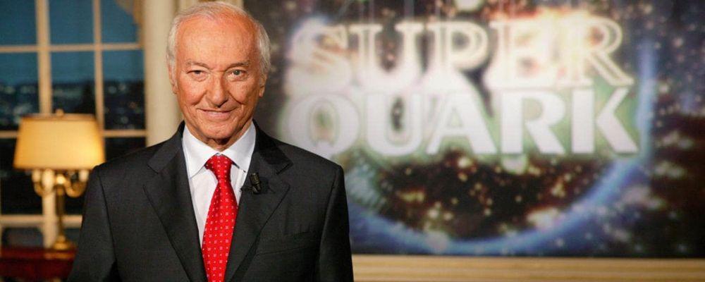 SuperQuark, con Piero Angela puntata del 7 agosto anticipazioni