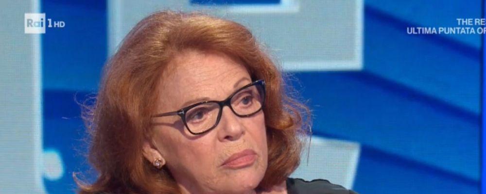 Valeria Fabrizi e le foto su Playboy: 'Ho chiesto il permesso a mio marito, mi vergognavo'