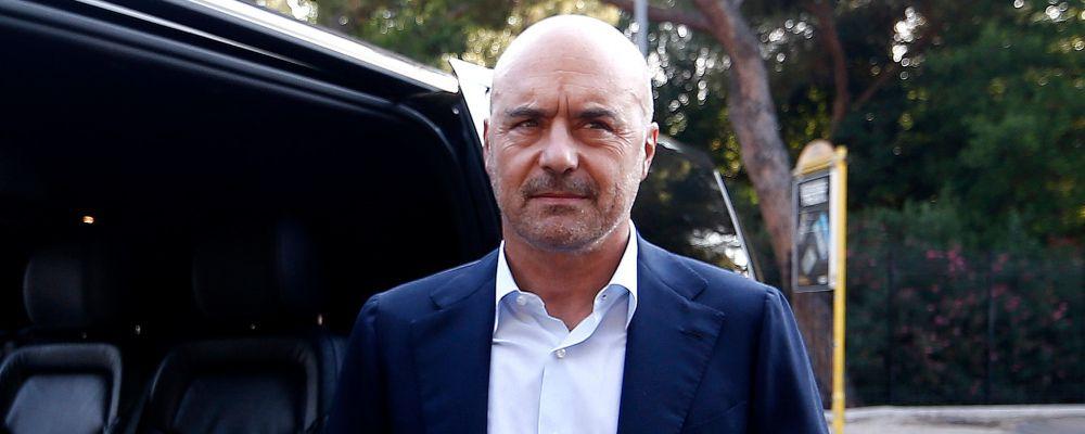 Luca Zingaretti investito a Roma Il commissario Montalbano: 'Brutto incidente ma sto bene'