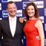 Amadeus e Giovanna Civitillo si sono sposati: 'Ora ci sentiamo davvero marito e moglie'