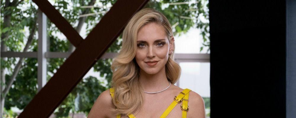 Chiara Ferragni tra i giudici di Making the cut, lo show di moda su Amazon Prime Video