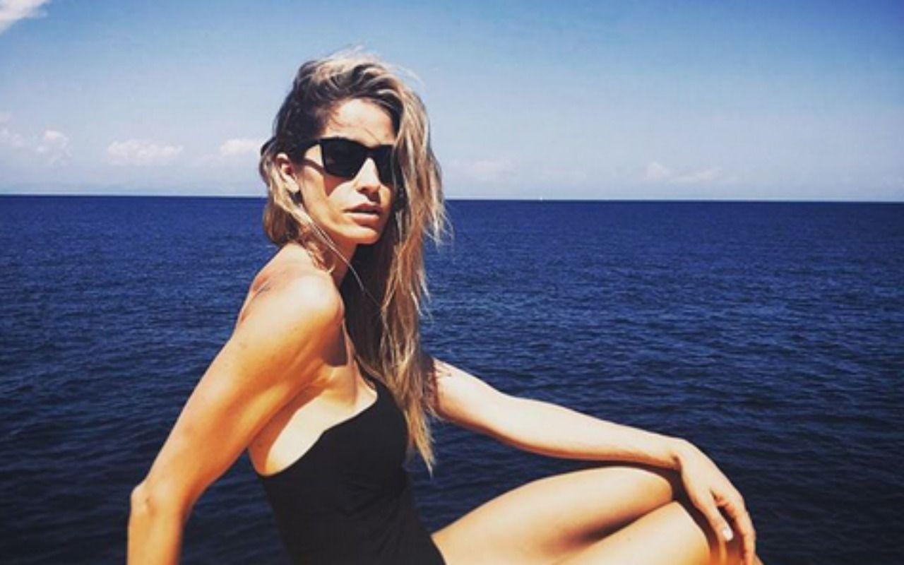 Elena Santarelli 'troppo magra' su Instagram: 'Il dolore mi ha prosciugato'