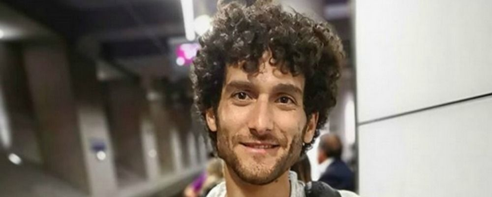Fabrizio Colica de Le Coliche fa coming out: 'Ho incontrato l'uomo più bello del mondo'