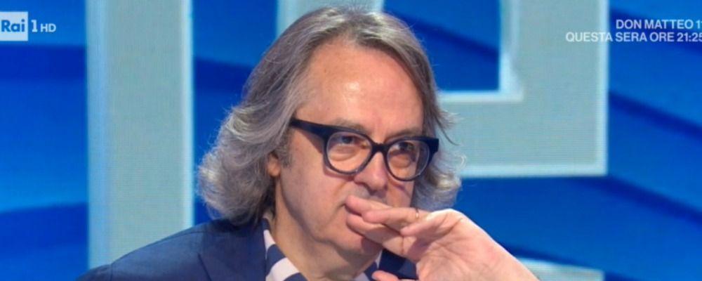 Gigi Marzullo, il segreto dei suoi capelli: 'Dal parrucchiere tutte le mattine'