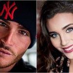 Giordano Mazzocchi pizzicato con l'ex Miss Italia Rachele Risaliti