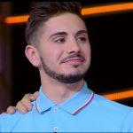 Caduta libera, torna il campione Nicolò Scalfi: le parole di Gerry Scotti