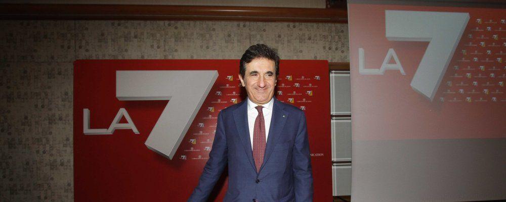 La7 palinsesti: Urbano Cairo annuncia lo stop a Miss Italia e la serie Chernobyl