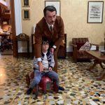 Giorgio Ambrosoli - Il prezzo del coraggio, la docufiction con Alessio Boni