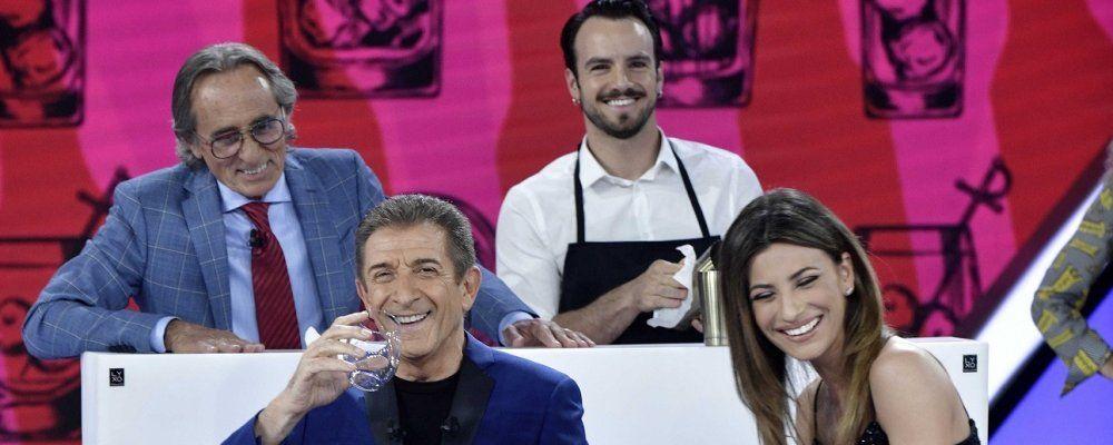 La sai l'ultima? ospiti Paolo Bonolis e Maurizio Mattioli