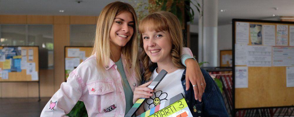 Sara e Marti #LaNostraStoria, al via le riprese della terza stagione