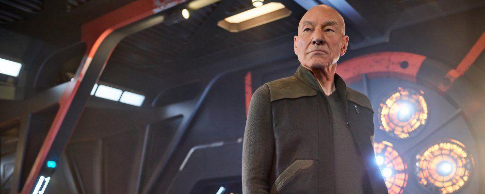 Star Trek Picard, con Patrick Stewart torna Data, i Borg e Sette di Nove NO SPOILER