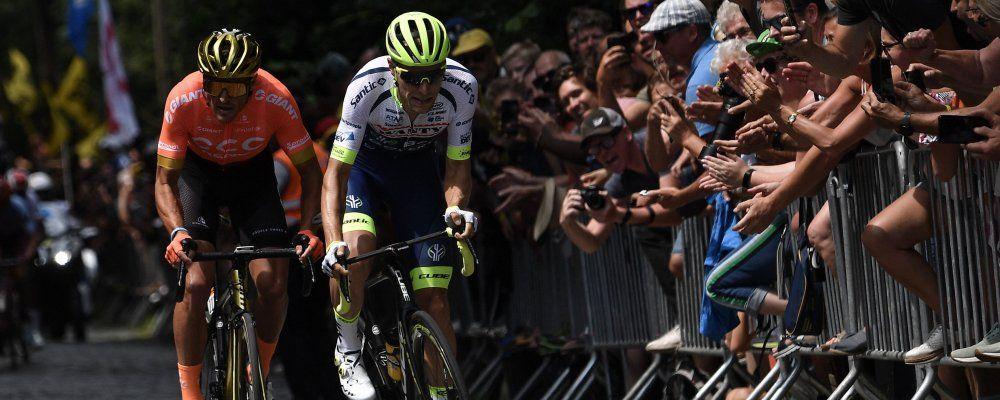 Tour de France, la diretta televisiva su Rai 2