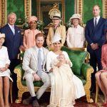 Archie Harrison, il battesimo del figlio di Harry e Meghan con le sorelle di Lady D.
