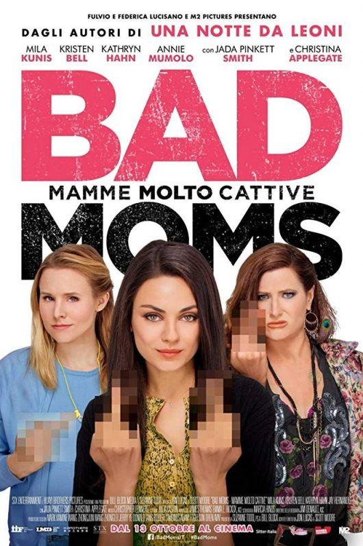 Bad Moms - Mamme molto cattive: il trailer italiano, la