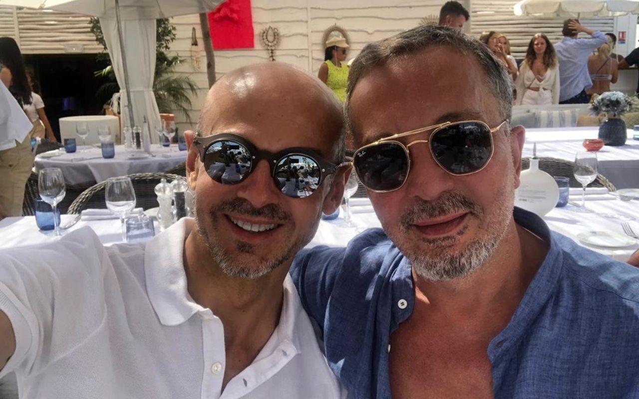 Enzo Miccio e il compagno Laurent: le prime foto ufficiali insieme – Tvzap