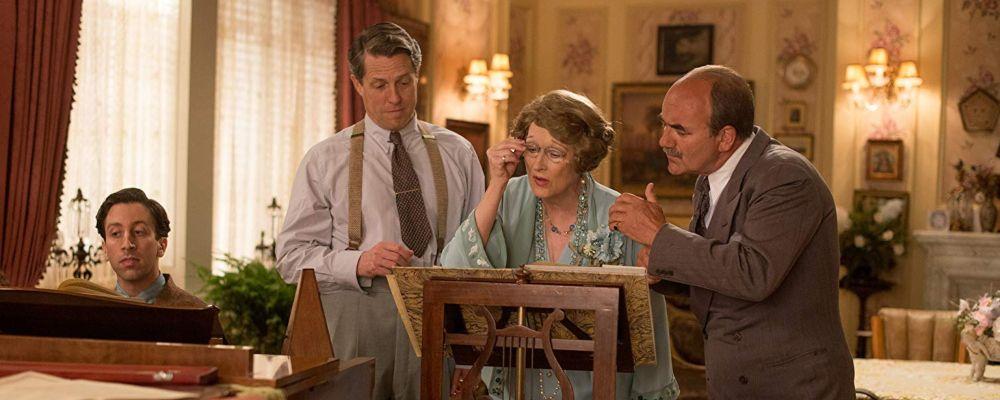 Florence: trama, cast e curiosità della storia vera con Meryl Streep e Hugh Grant