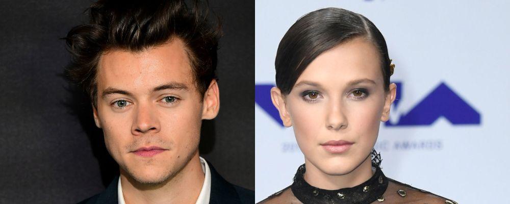 Millie Bobby Brown e Harry Styles insieme al concerto di Ariana Grande: ecco perché