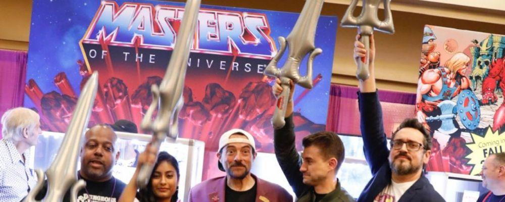 Masters of the Universe, nuova serie Netflix con la battaglia finale tra He-Man e Skeletor