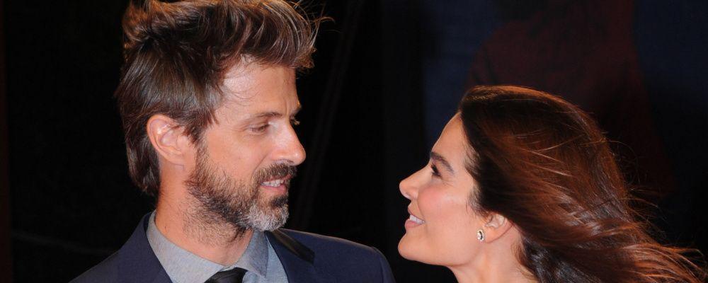Kim Rossi Stuart e Ilaria Spada di nuovo genitori dopo il matrimonio: è nato il secondo figlio