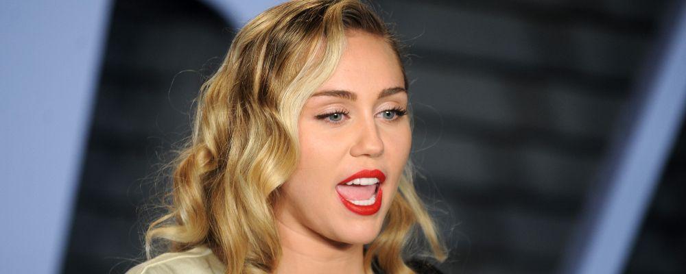 Miley Cyrus: 'Liam Hemsworth? Mai tradito, il matrimonio non è finito per quello'