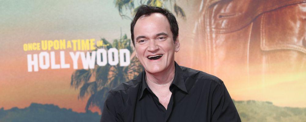 Quentin Tarantino padre a 56 anni: la moglie Daniella Pick è incinta