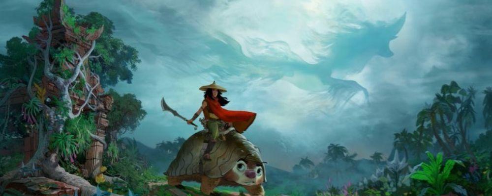Raya and the Last Dragon, il nuovo film d'animazione Disney: anticipazioni