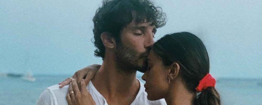 Belen Rodriguez e la romantica dedica di Stefano De Martino per il compleanno