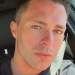Arrow, Colton Haynes e le foto della battaglia contro le dipendenze